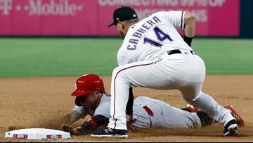 Cardinals continue slump in 7-3 loss to Rangers