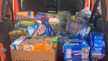 Jefferson County community comes together to help feed kids