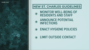 St. Charles enacts 21-point order to slow coronavirus spread among most vulnerable