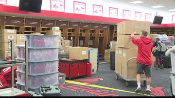 Cardinals getting geared up for Spring Training