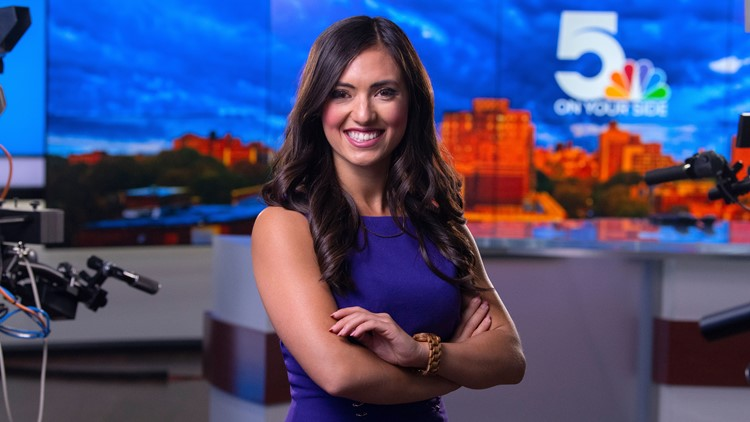 5 On Your Side hires new Today in St. Louis anchor and multi-skilled journalist