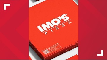 Imo's changes its pizza box for the first time ever
