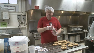 Local bakery giving jobs to ex-cons, helping them turn their life around