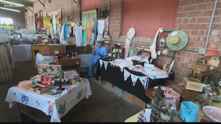 The Grafton Riverside Flea Market at The Loading Dock is this weekend
