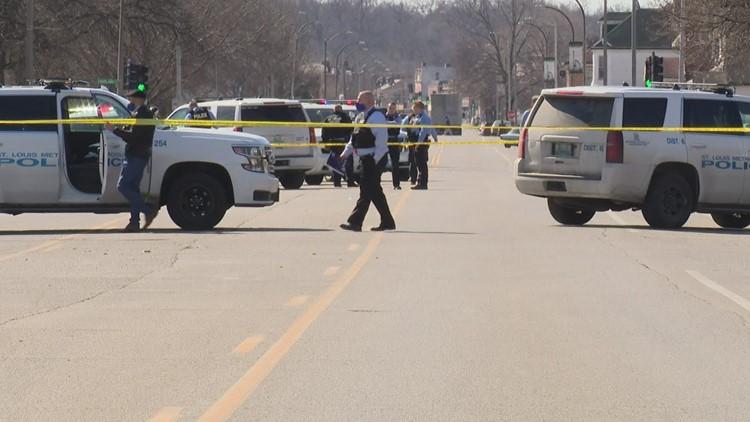 2 men killed in separate shootings in St. Louis Wednesday