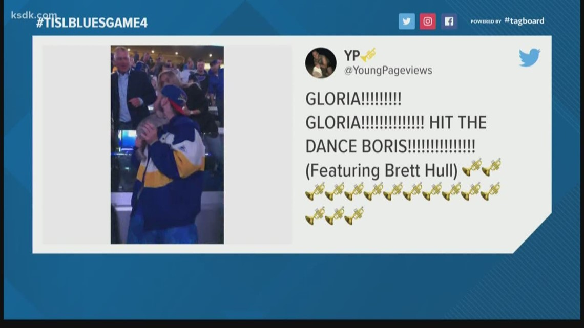It wasn't just a dream: Fans paint the internet blue with Game 4 reactions