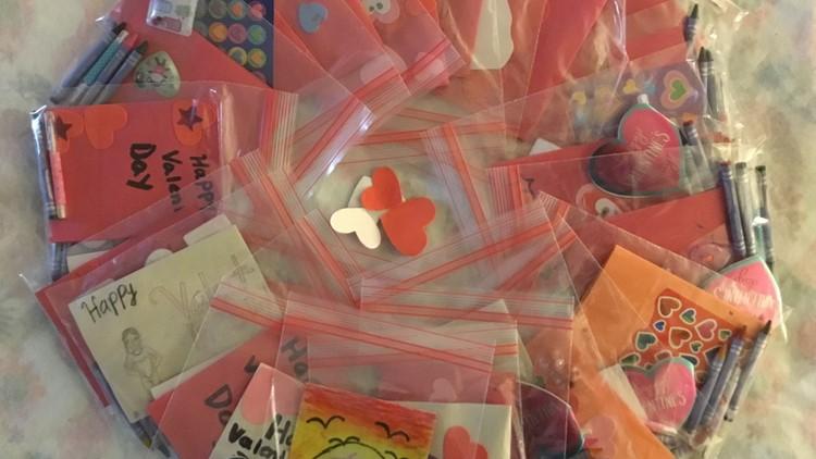 Sweet Shoppe on Valentine's Day
