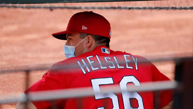 No masks required for fully vaccinated fans at Busch Stadium
