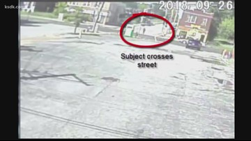 Video released in 2 officer-involved shootings in the City of St. Louis