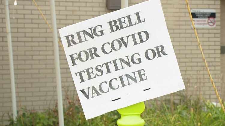 St. Louis County urging unvaccinated folks to go to its vaccine clinics