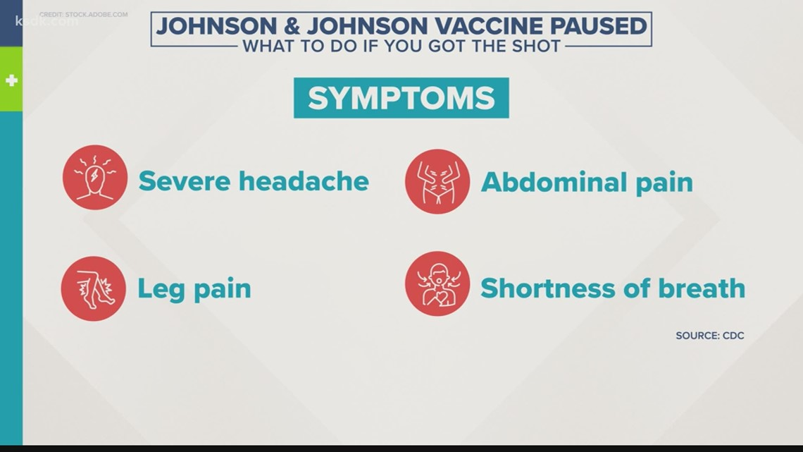 Vaccine clinics in St. Louis adapting to Johnson & Johnson pause