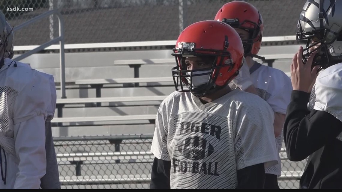 Spring football season in Illinois kicks off with different feel than normal