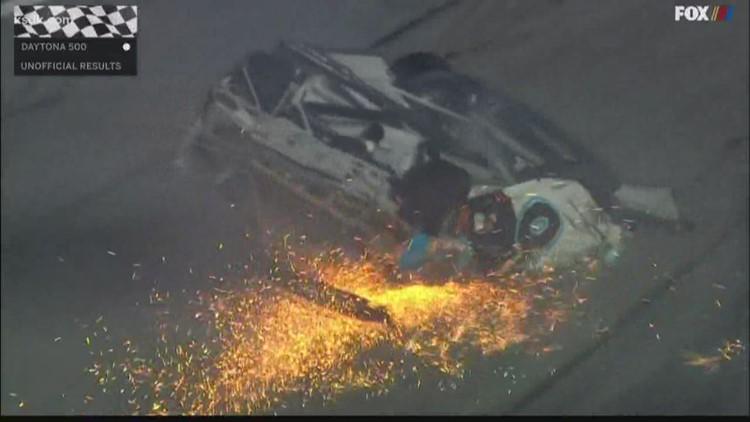 Kenny Wallace talks about Ryan Newman crash, memories of Earnhardt