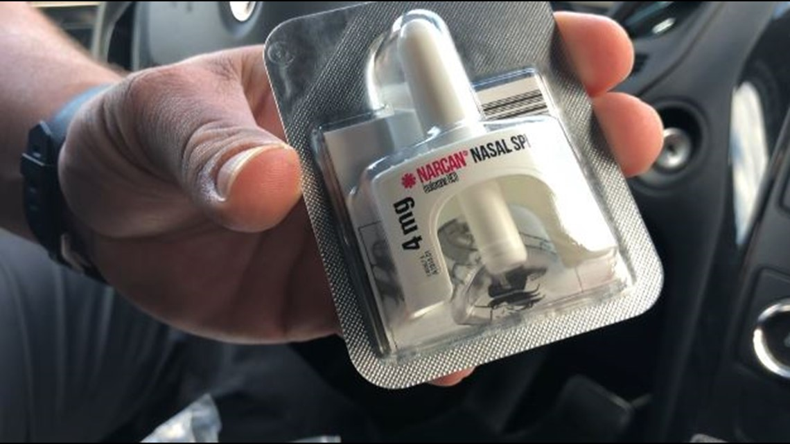 Police agencies turn to home Narcan revival kits to combat opioid overdoses