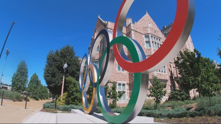 The bond between St. Louis and the Olympic Games