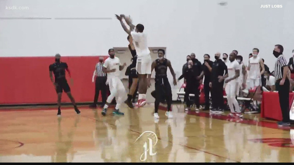 Chaminade's Damien Mayo Jr. talks about his clutch shot to win districts