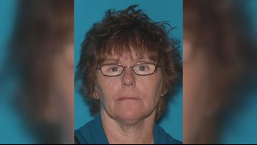 Endangered advisory cancelled for missing grandmother