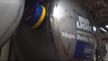 Bud Light 'Gloria Brew' celebrates Blues' Stanley Cup victory
