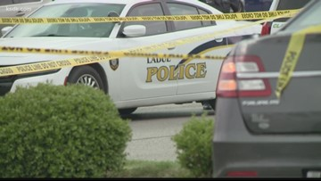 Ladue police officer shoots woman