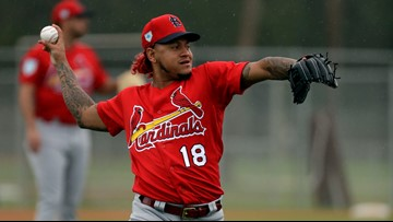 Martinez and Helsley return for Cardinals, Gregerson DFA'd and Leone optioned to Memphis