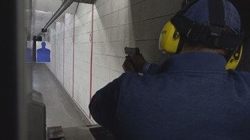 'You just have to be aware' | Gun range owner on importance of safety and training after Maryland Heights shooting