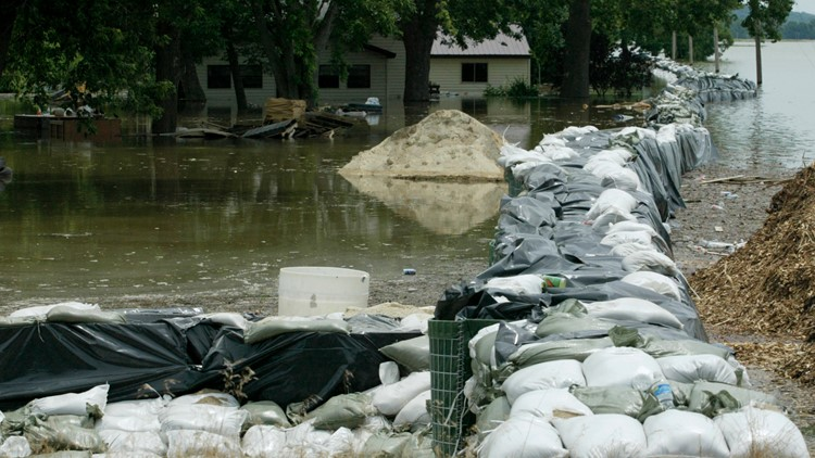 River watchers already wary about 2020 spring flooding