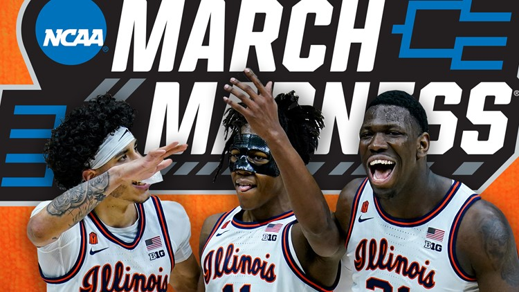 Illinois rolls into NCAA Tournament as No. 1 seed after Big 10 Tournament title