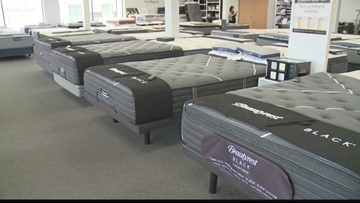 Not getting a good night's sleep? It could be your mattress