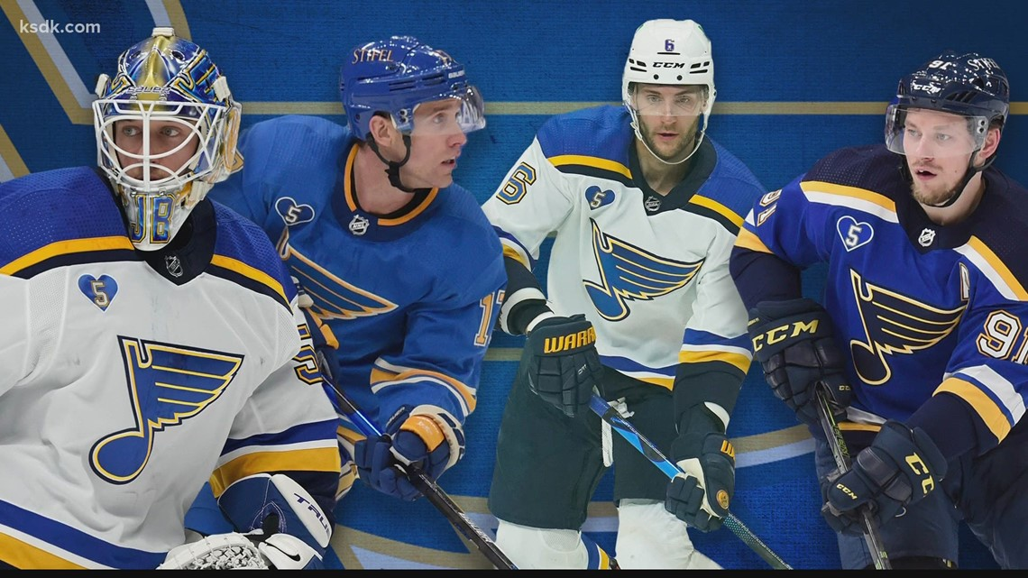 Blues players cleared for tonight's game after NHL identifies error in recent COVID-19 tests