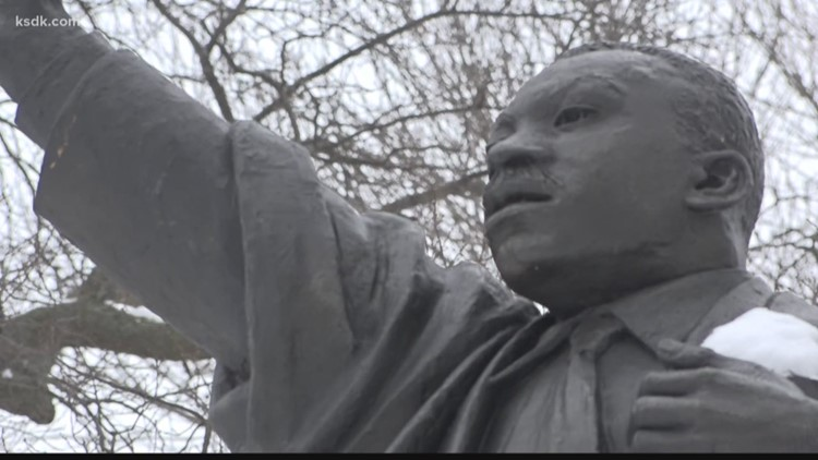 Tuesday would have been Martin Luther King Jr.'s 90th birthday