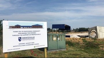 Students in Wentzville's School District could be forced to change schools