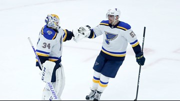Here are the expected lineups for the Blues and Blackhawks