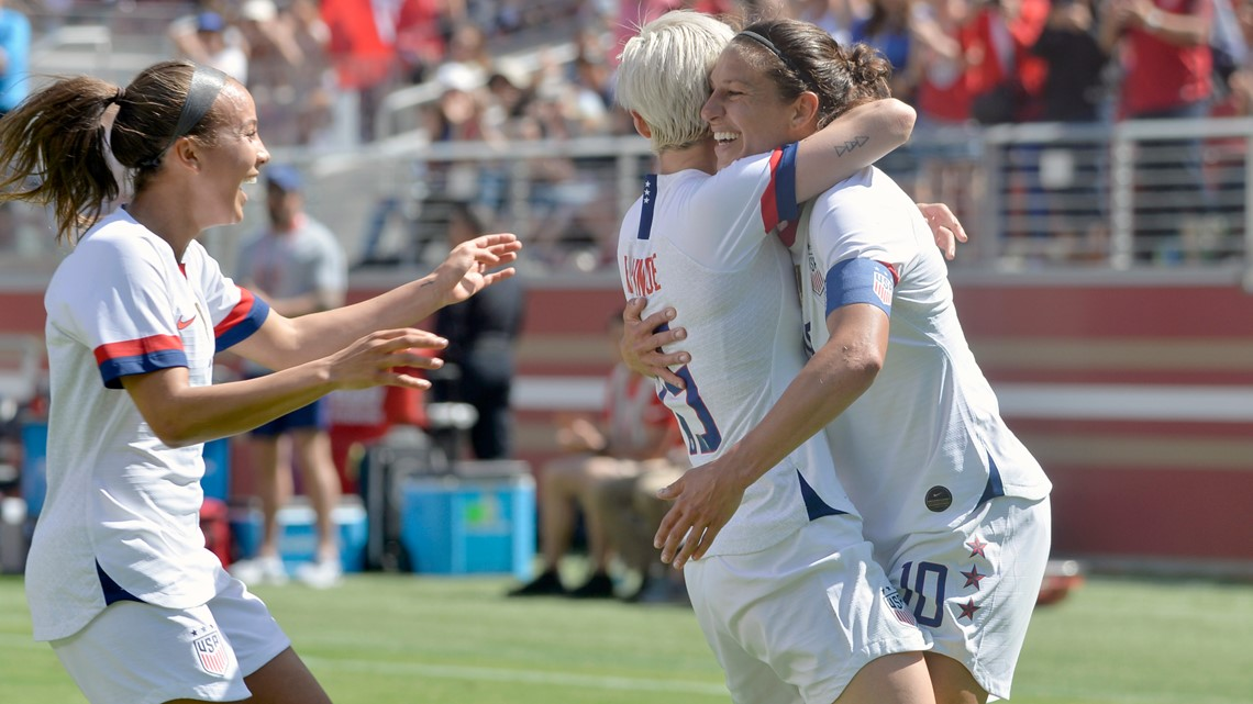 2019 Women's World Cup Key Players Includes St. Louis
