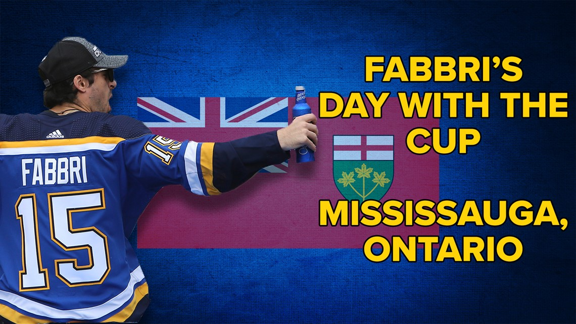 A Stanley Cup summer: Robby Fabbri
