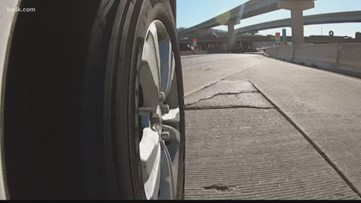 'How many people does it take?!' | Potholes damage more than a dozen cars in MoDOT construction area