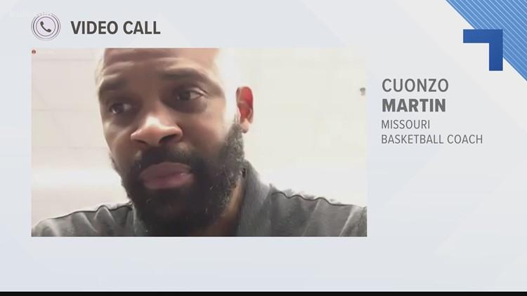 Cuonzo Martin talks after Dru Smith's heroics against Florida