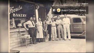 Kruta Bakery celebrates 100 years of sweet history