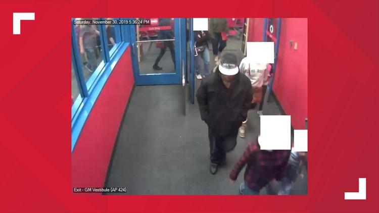 Target suspect