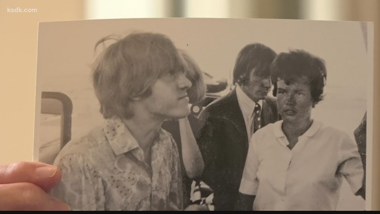 'Our elbows were on the stage': St. Louis woman looks back on 55 years as a Rolling Stones fan