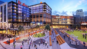 Two-story gym coming to Ballpark Village next year