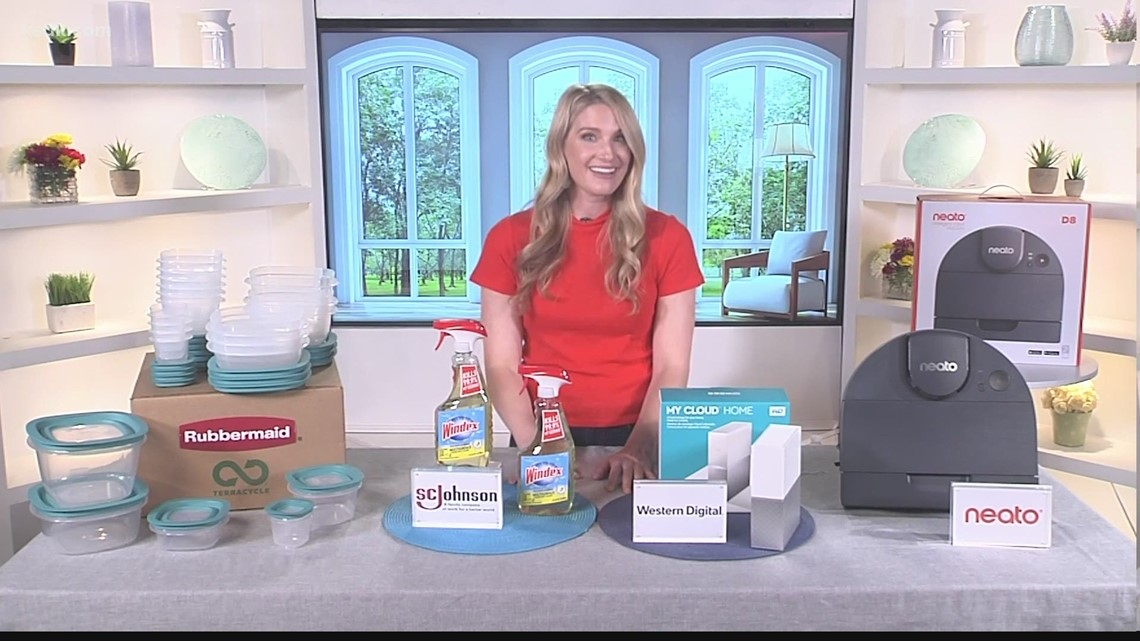 Spring cleaning tips from Shay Millheiser