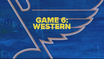Inside the Blues' historic Western Conference Championship