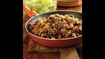 Recipe of the Day: South-Of-The-Border Beef Hash