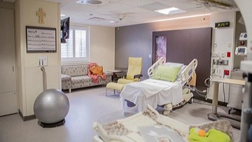 Mercy Hospital South plans new $18M labor and delivery unit