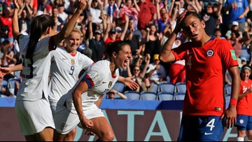 US women's soccer team is drawing more eyes than ever at the FIFA World Cup