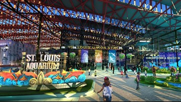 A first look inside the new St. Louis Aquarium at Union Station