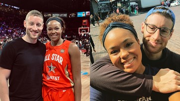 Love and basketball | The St. Louis all-star hoops couple