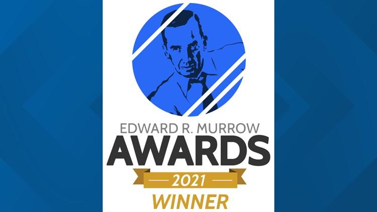 5 On Your Side wins seven Regional Edward R. Murrow Awards