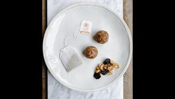 Recipe of the Day: Chamomile Tea Sleepy Bites