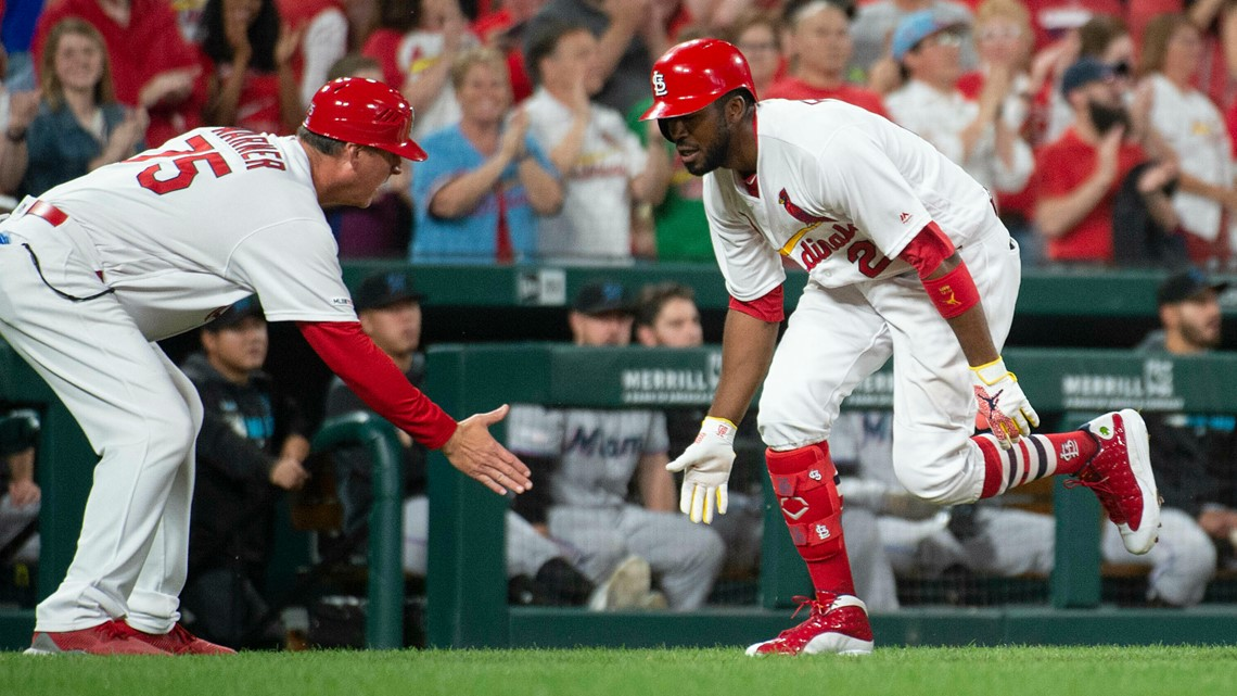 Cardinals shut out Marlins in series opener